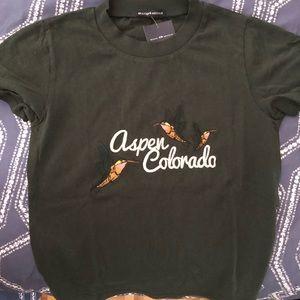 Brandy Melville Aspen Colorado top